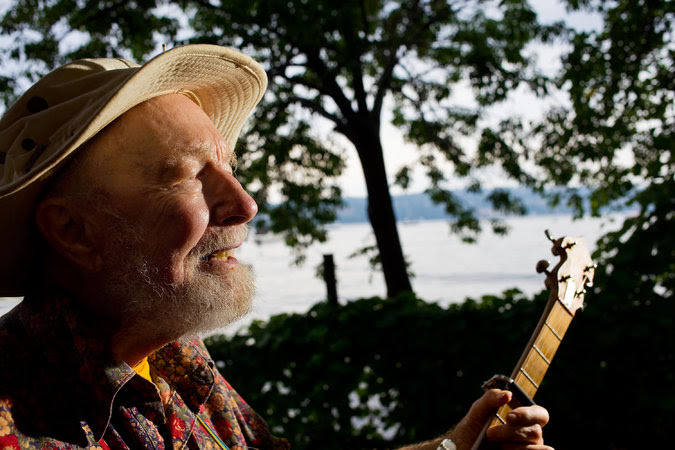 Remembering Pete Seegar